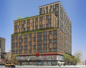 Beyer Blinder Belle, Target Rendering, Essex Crossing, Lower East Side