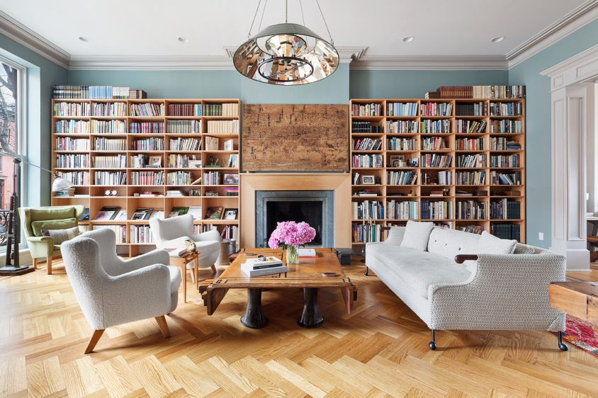 Wunderbroker Ryan Serhant bought Jonathan Safran Foer's perfect Brooklyn brownstone–at a discount