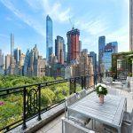 15 Central Park West, celebrity listings, Sting apartment