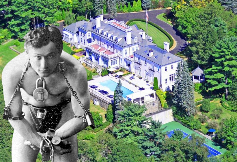 Connecticut Georgian Estate Where Harry Houdini Hung Out Is Up For Auction For 4 75m 6sqft