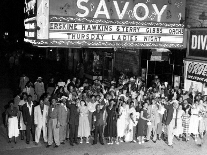 Savoy Ballroom, Harlem Renaissance, Harlem History