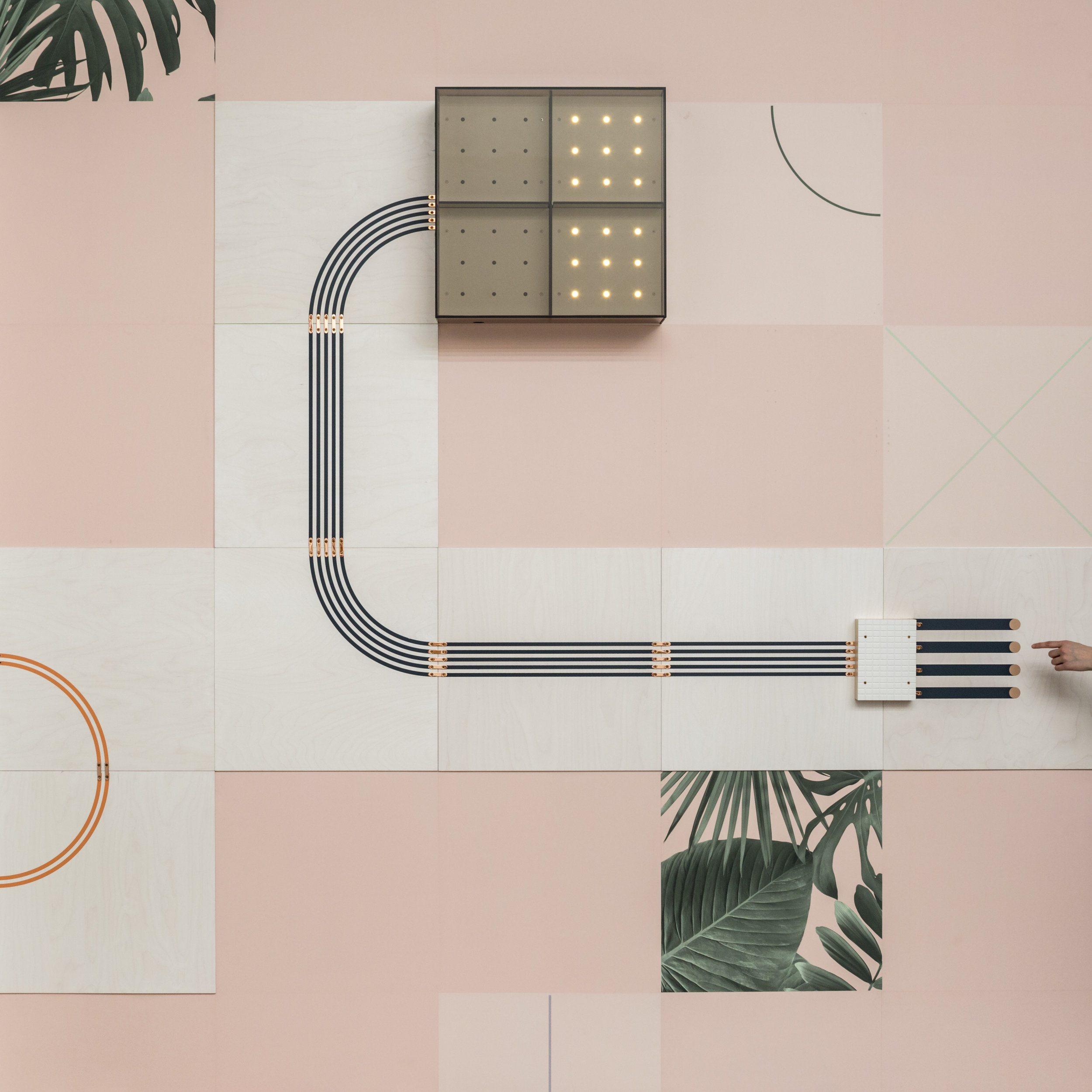 Conduct wallpaper, Flavor Paper, UM Project, power source wallpaper
