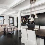 161 Hudson Street, Jon Stewart, Tribeca penhouse