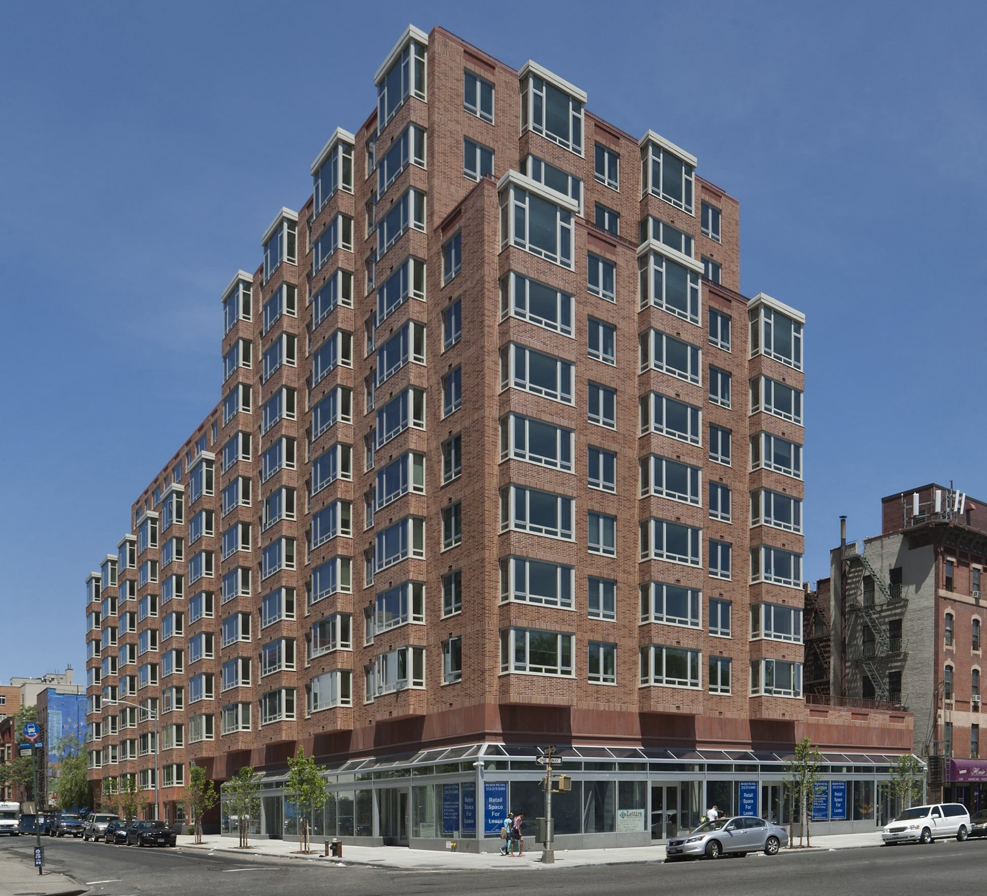 Apply For A Middle-income Apartment In East Harlem From