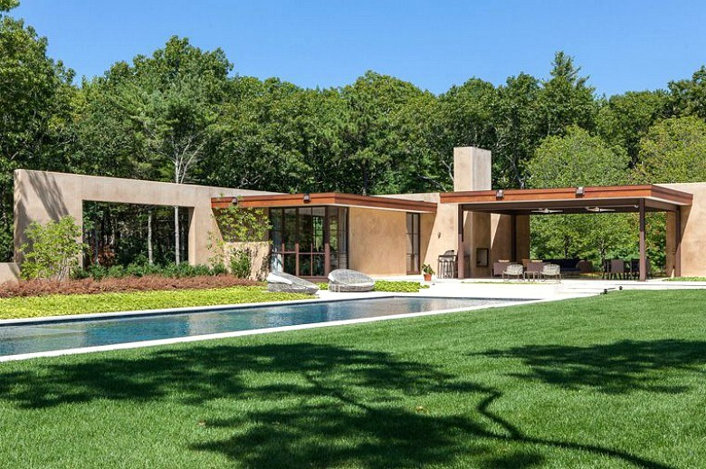 Michael Haverland, East Hampton estate, Hamptons architecture
