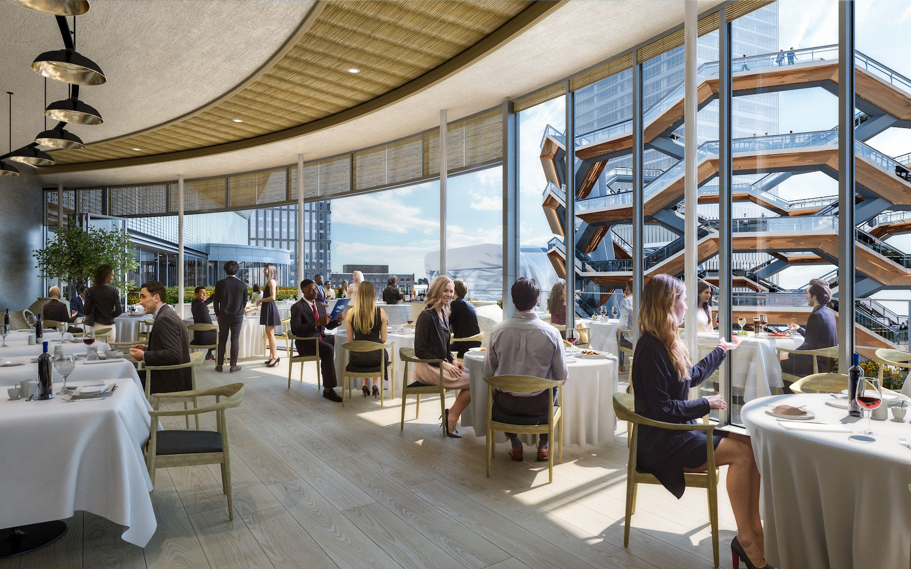 444e035b New renderings of Hudson Yards' retail and restaurant spaces   6sqft