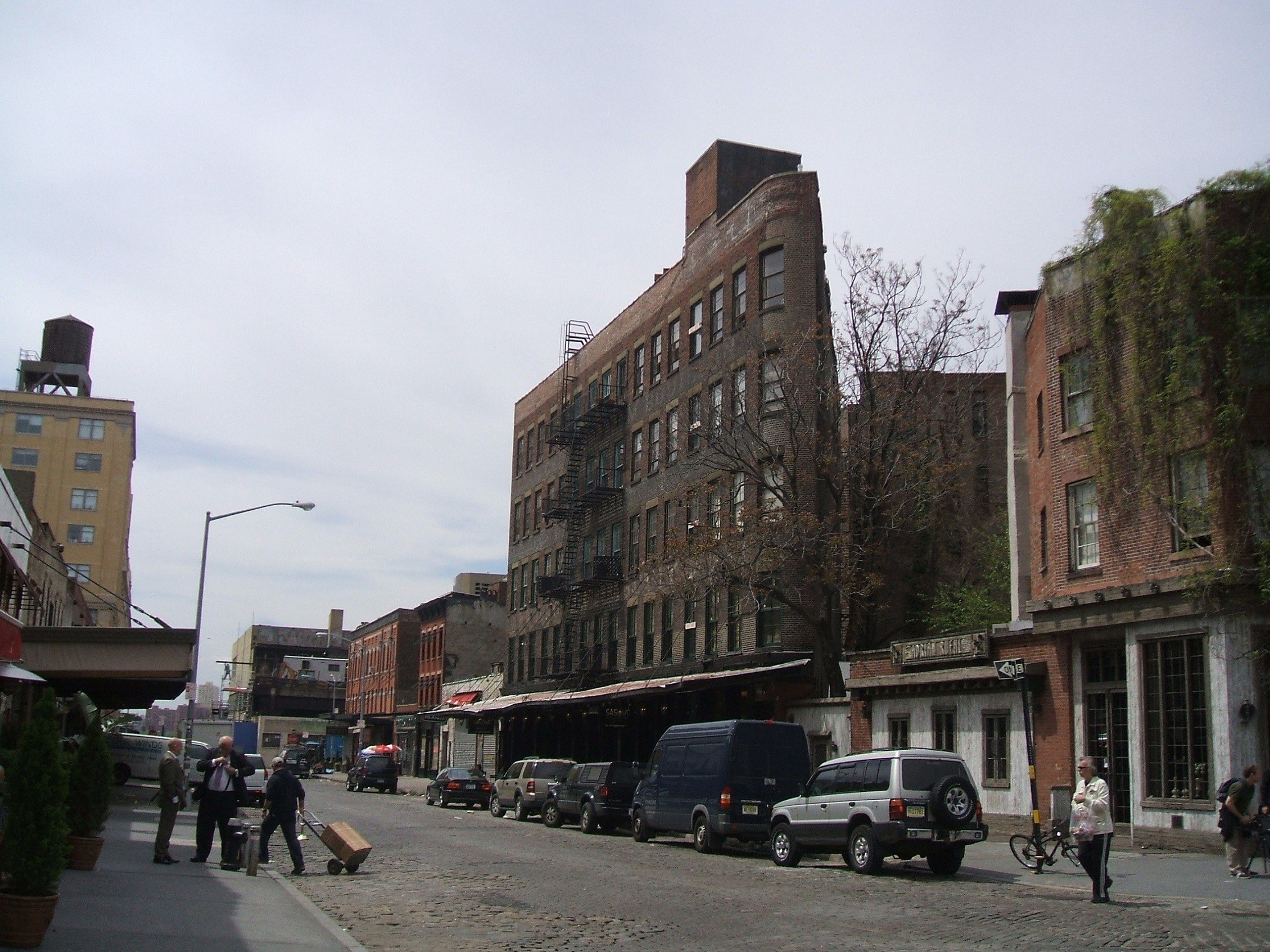 The hook up meatpacking district