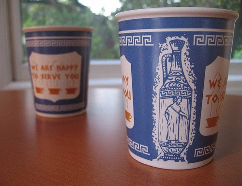The history behind NYC's iconic Anthora coffee cups