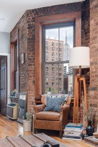 221 West 21st Street, Chelsea, Cool Listings, Homepolish, small space design, tiny apartments, co-ops, interiors