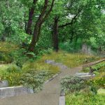 QueensWay, Trust for Public Land, Friends of the QueensWay, DLANDstudio, linear parks