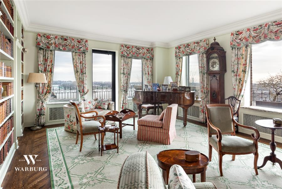 Penthouse Berlin glamorous yorkville penthouse once home to irving berlin lists for