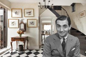 130 East End Avenue, Irving Berlin apartment, Irving Berlin Upper East Side, Yorkville co-ops