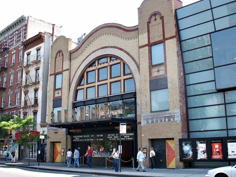 Sunshine Cinema, Cinema Treasure, Lower East Side