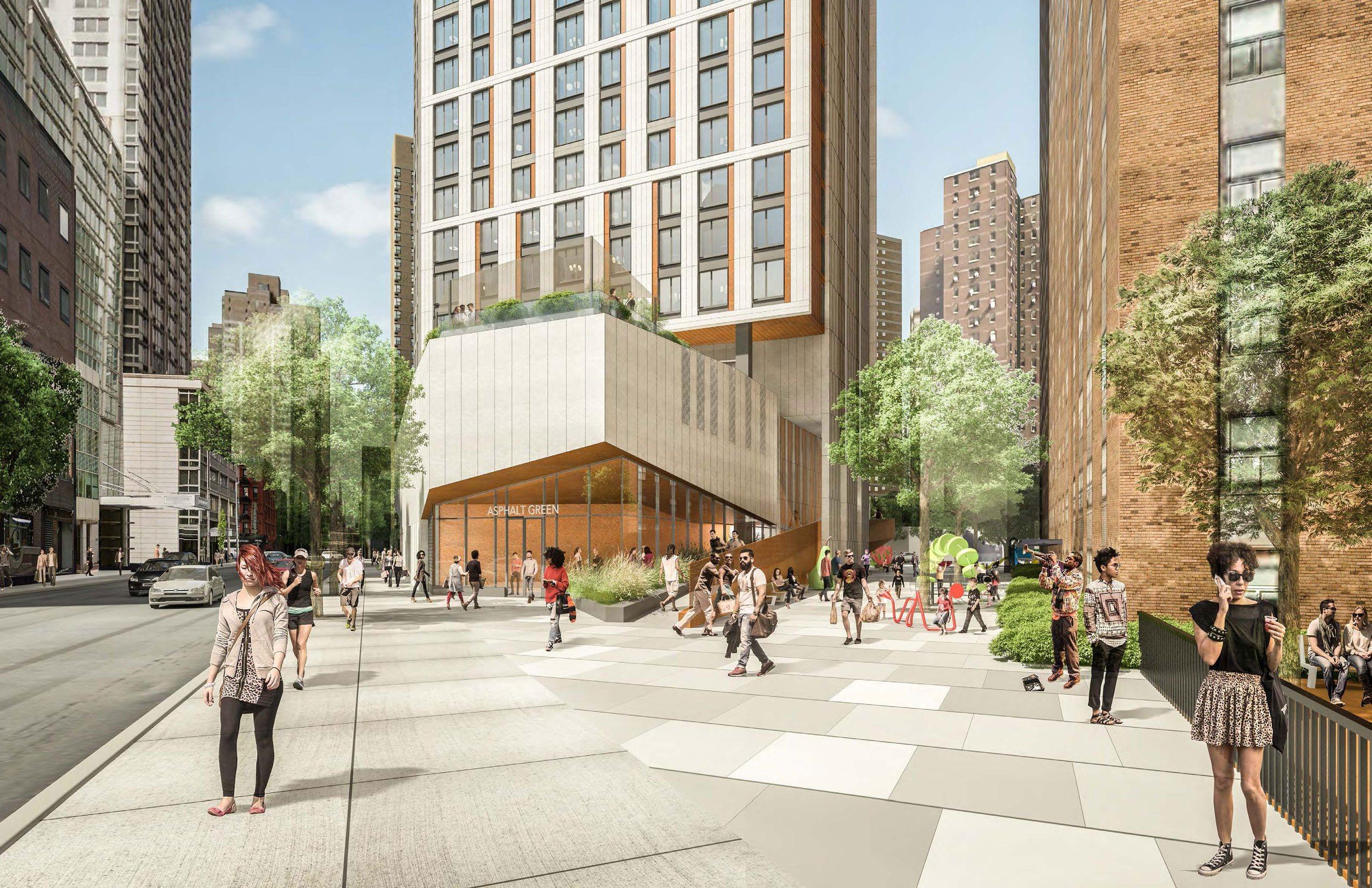 Holmes Towers, NYCHA, Fetner Properties