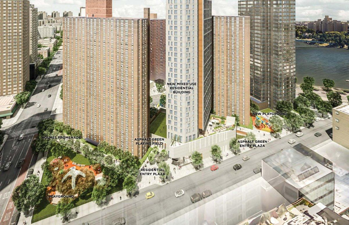 Holmes Towers, NYCHA, Fetner Properties