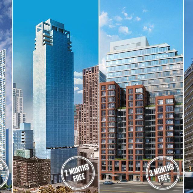 FREE RENT: This week's roundup of NYC's rental concessions