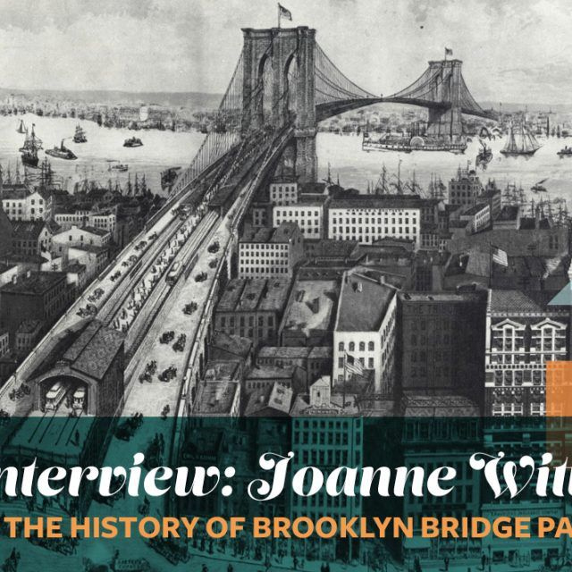 From shipping hub to waterfront wonder, the history of Brooklyn Bridge Park with Joanne Witty