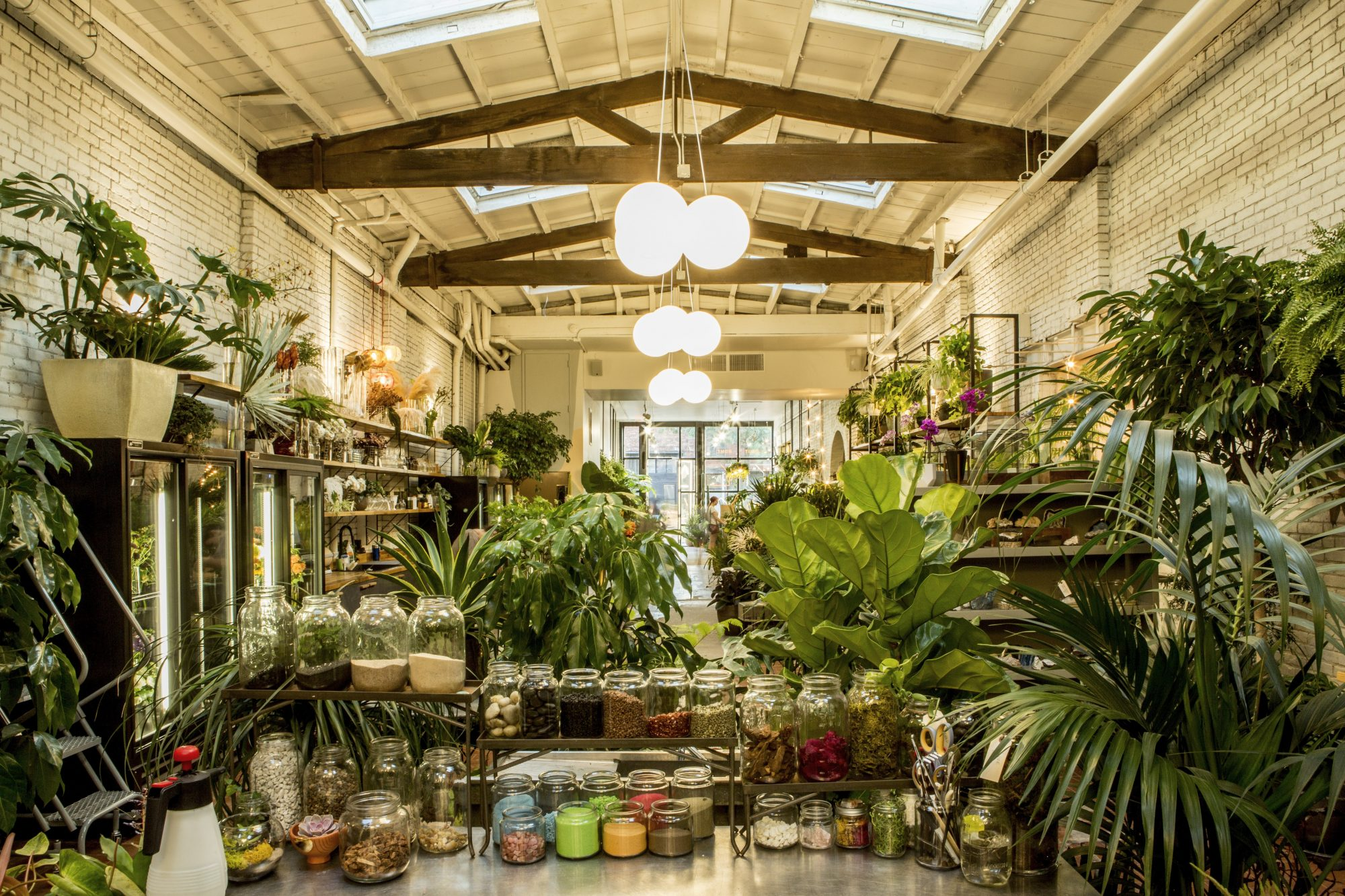 12 places for gardening plant and flowers classes in nyc for Indoor gardening nyc