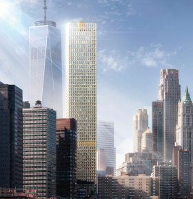 Wall Street Tower, David Adjaye, Lightstone Group