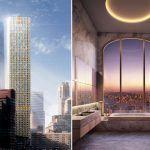 Wall Street Tower, David Adjaye, Lightstone Group