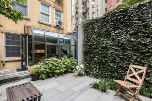 407 East 12th Street, cool listings, east village, solarium, outdoor spaces