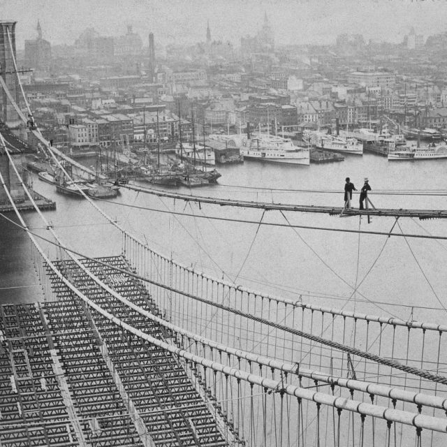Top 10 secrets of the Brooklyn Bridge