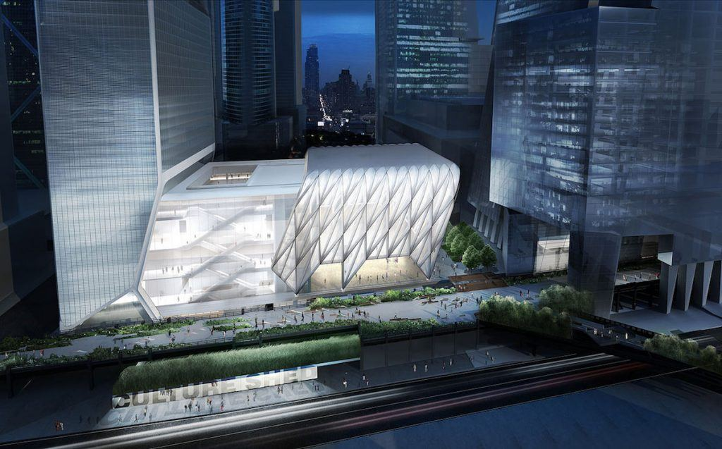 Michael Bloomberg Gives 75 Million To Hudson Yards Arts