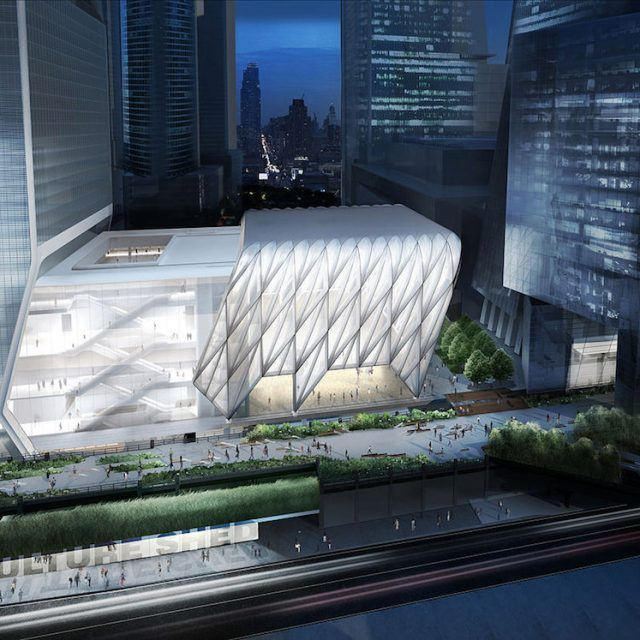 Michael Bloomberg gives $75 million to Hudson Yards arts center The Shed