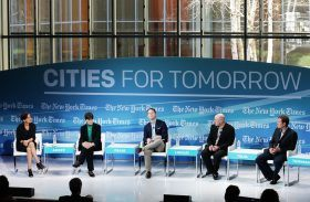new york times cities for tomorrow conference