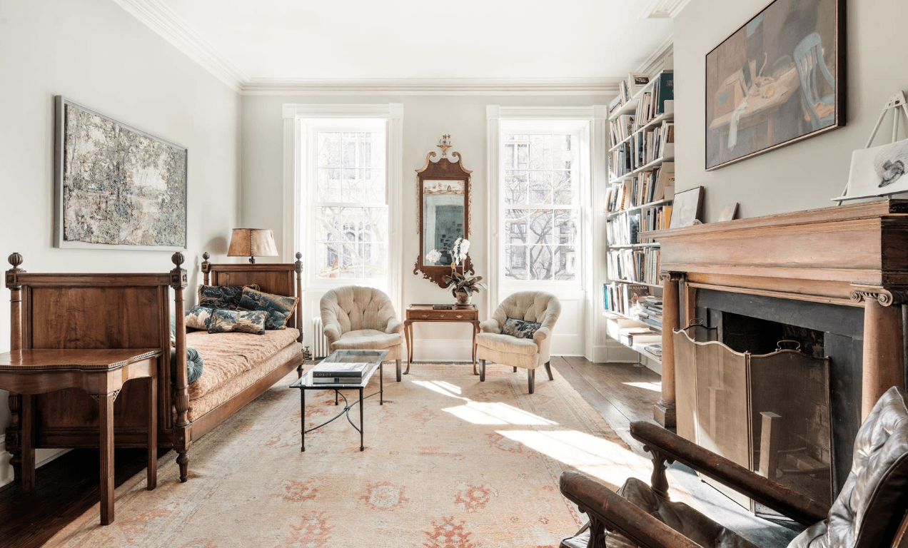39 Charlton Street, West Village, Historic Homes, Cool listings, townhouses