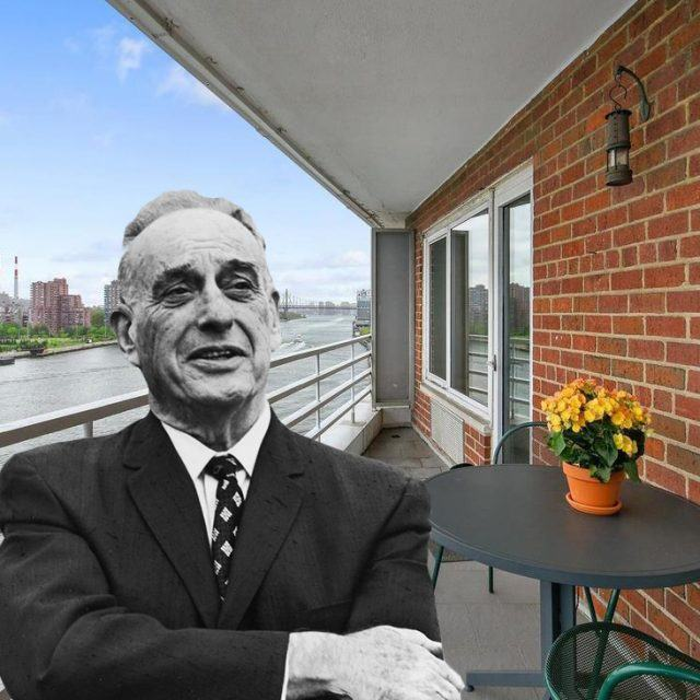 Robert Moses' former Yorkville home lists for $2M