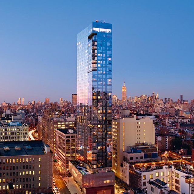 Trump SoHo sees sharp drop in event bookings, increase in layoffs