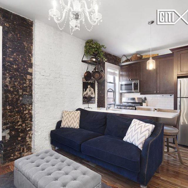 This little renovated slice of Williamsburg could be yours for $360K