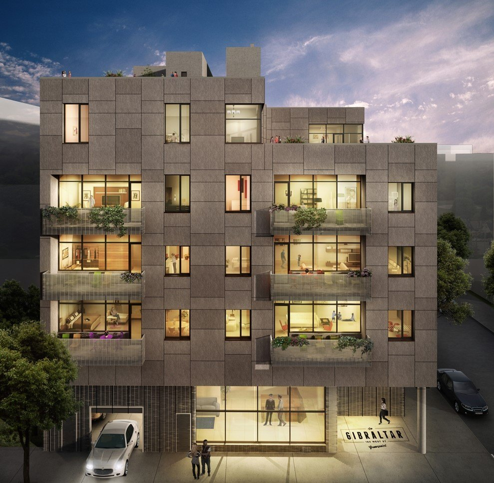 160 West Street, Greenpoint, Gibraltar