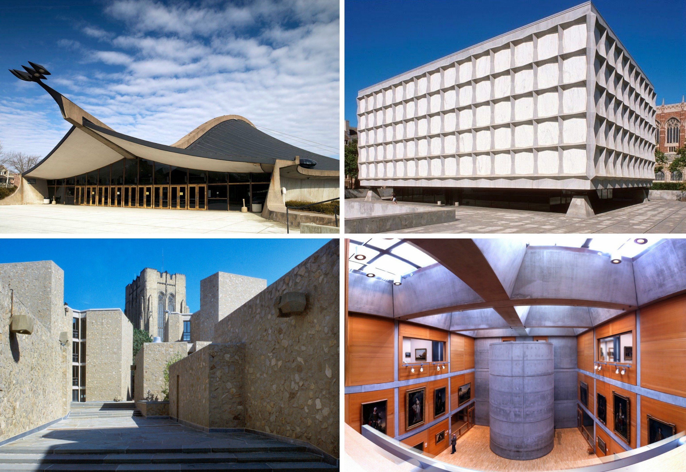 Top 10 best architecture day trips just outside nyc for for Find architecture