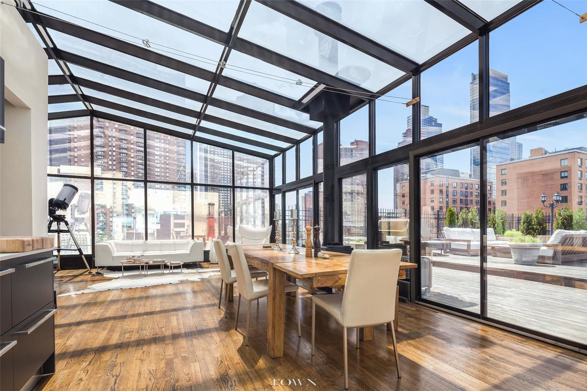 3 4m Hell 39 S Kitchen Penthouse Boasts The City 39 S Only