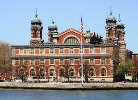 Ellis Island, Hudson River, New Jersey