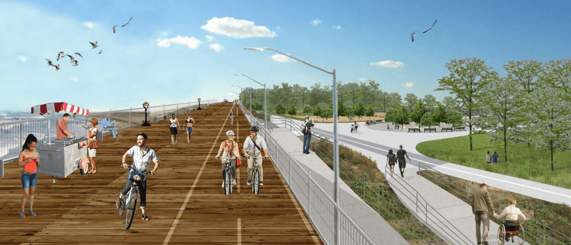 Staten Island Levee project secures funding, will move forward