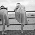 Harold Feinstein, Degas' Coney Island, 1949