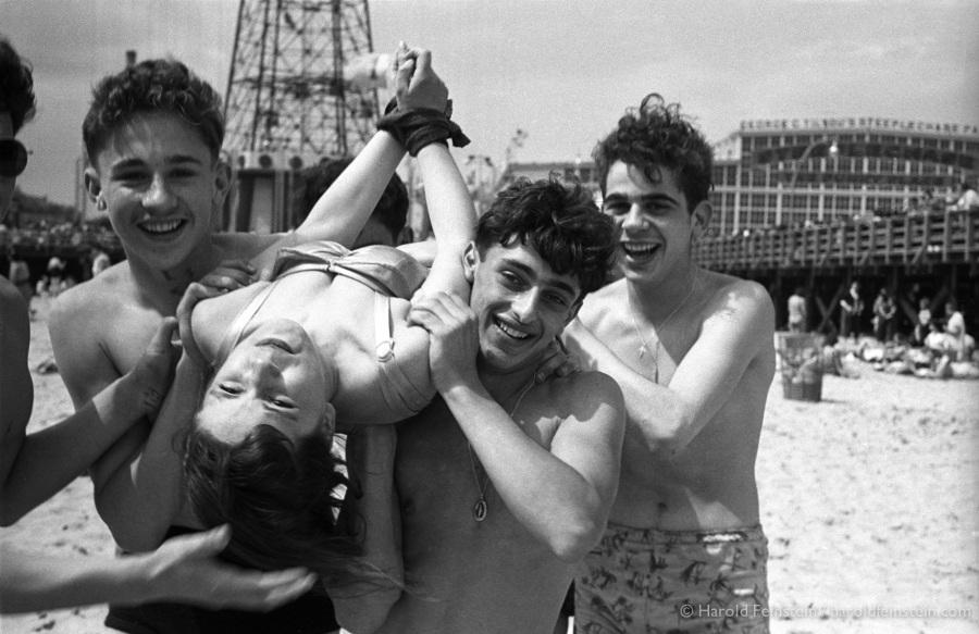 Coney Island White Rock