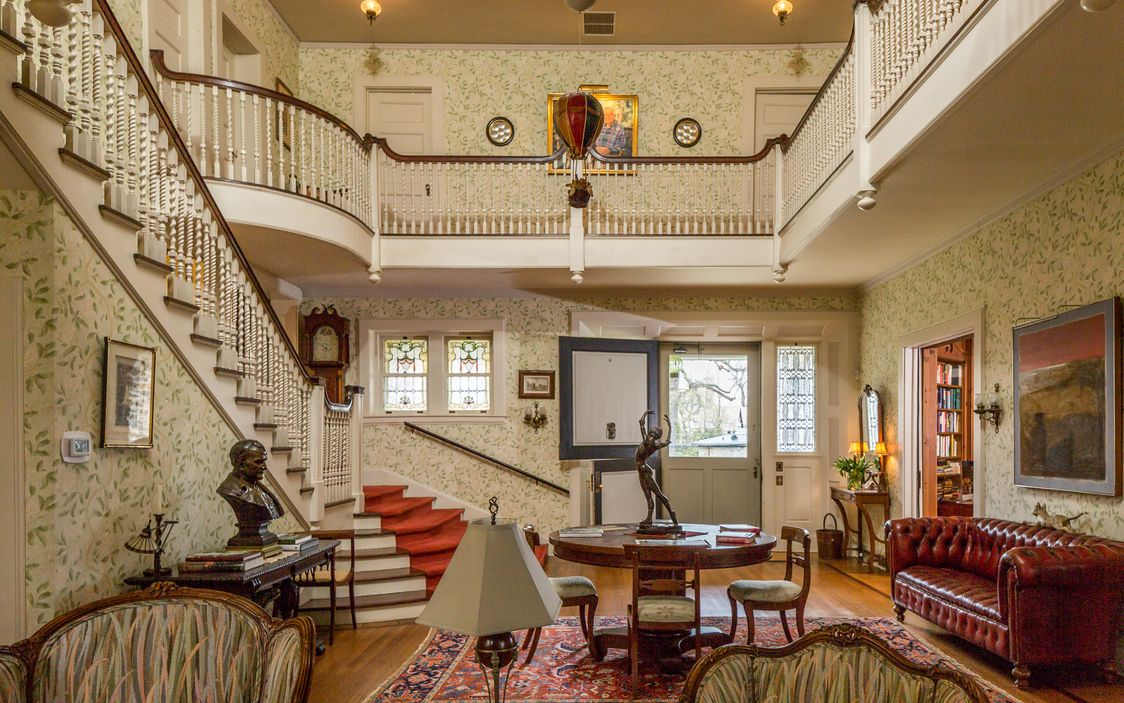 Historic bronxville queen anne home asks 4 2m 6sqft Interiors for homes