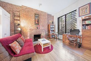 312 West 107th Street, Upper West Side, cool listings, co-ops, outdoor spaces, fireplaces