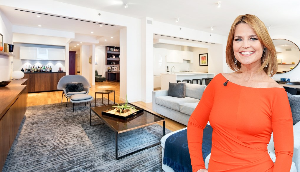 'Today' show host Savannah Guthrie lists Tribeca loft for ...