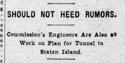 The lost plan to connect Brooklyn to Staten Island with a