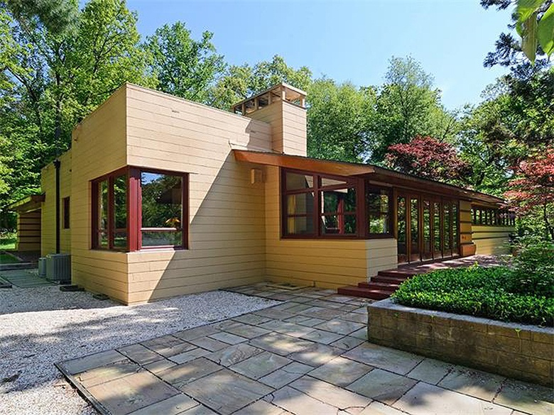 A Tribute To Frank Lloyd Wright S Built Unbuilt And