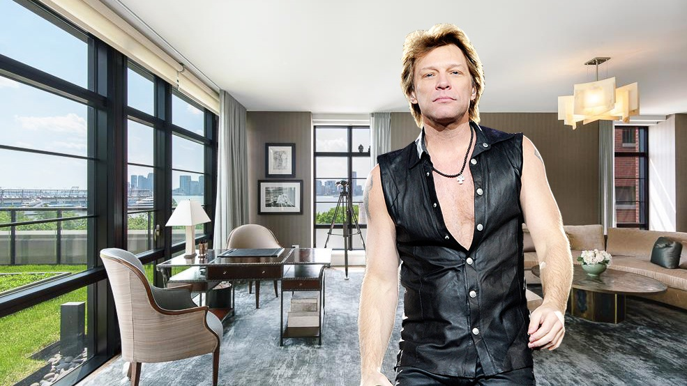 Jon Bon Jovi tries to sell West Village duplex as part of a $30M combo unit