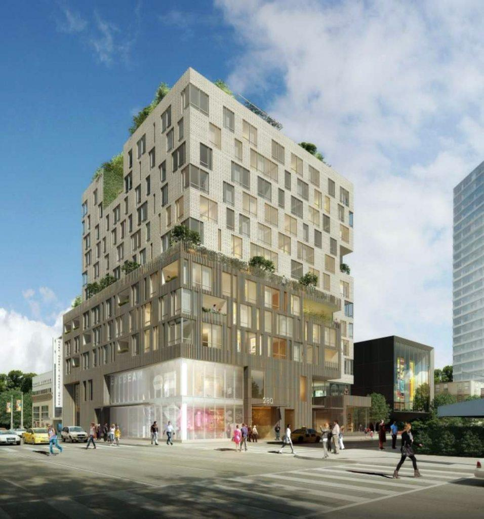 Score a middle income apartment in the brooklyn cultural for The ashland brooklyn