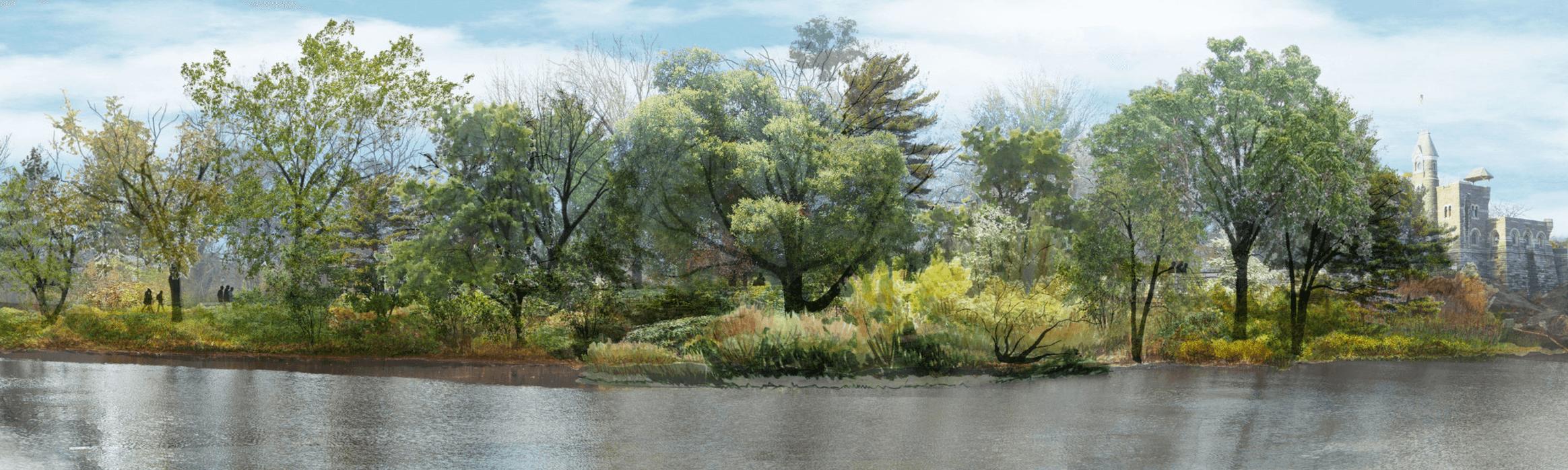 Belvedere Castle, Central Park, Central Park Conservancy