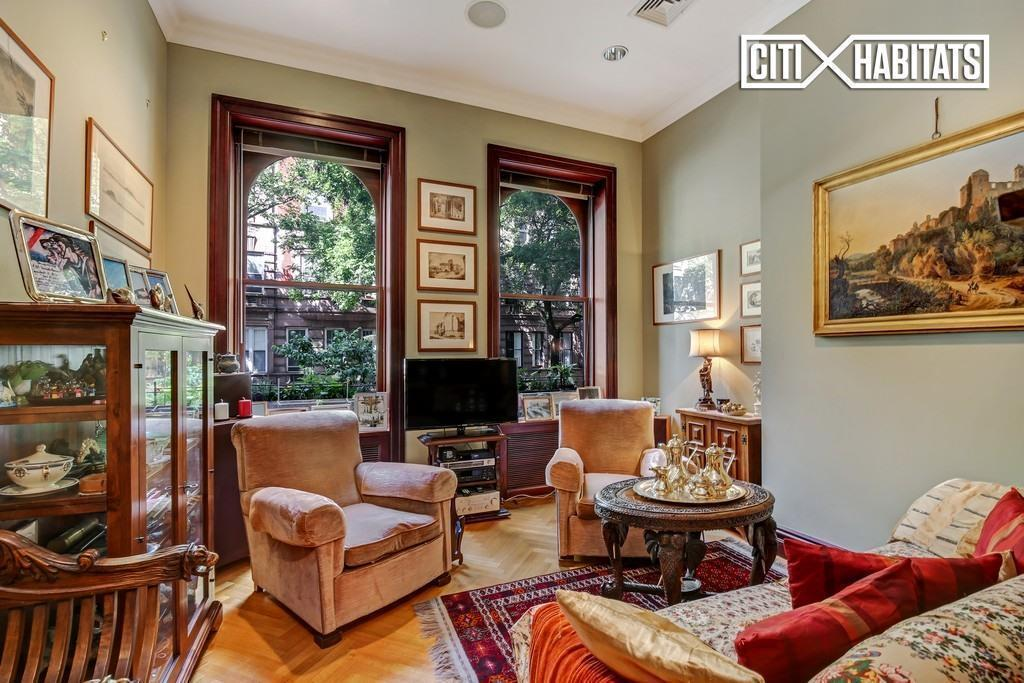 52 West 69th Street, Upper West Side, Lincoln Square, Central Park West, Rentals, Cool listings, townhouses