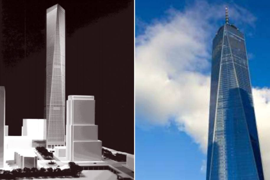 one world trade center, 1 WTC lawsuit, skidmore ownings and merrill